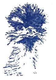 Stempelabdruck Emu